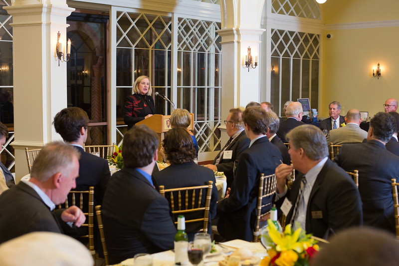Inaugural Business Week CEO Dinner with guest speaker Craig Dickman