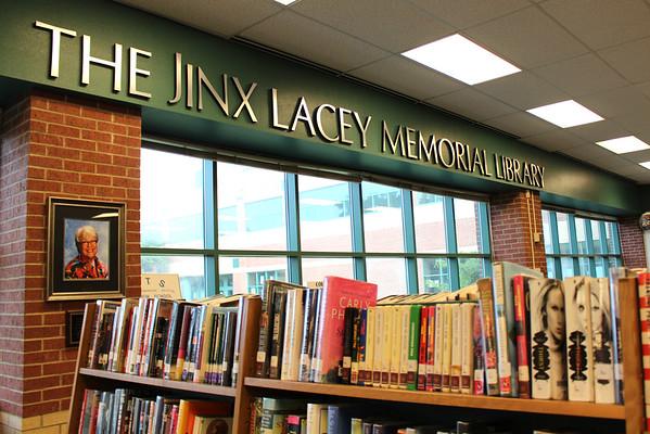 09-17-2014 Jinx Lacey Memorial Library Dedication
