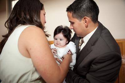 Giuliana Isabel's Baptism