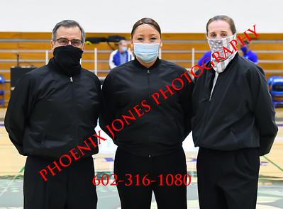 1-20-21 - Xavier v Valley Vista - Girls basketball