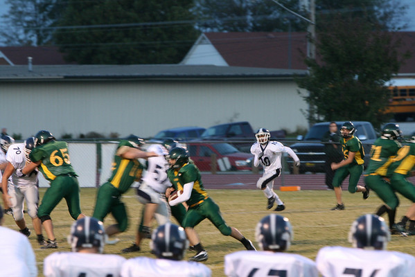 MCHS jv vs. Greenwood 10-20-08