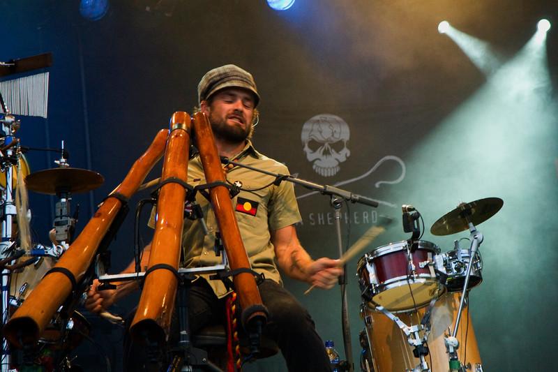 Xavier Rudd at Ottawa Blues Fest