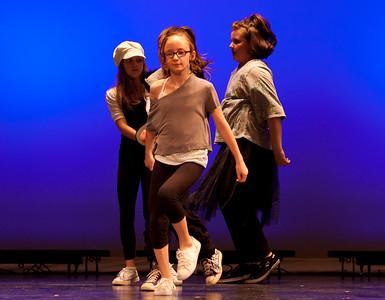 Spring Dance Recital 2014