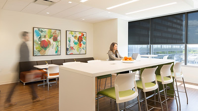 Confidential Technology Office Space - Gensler