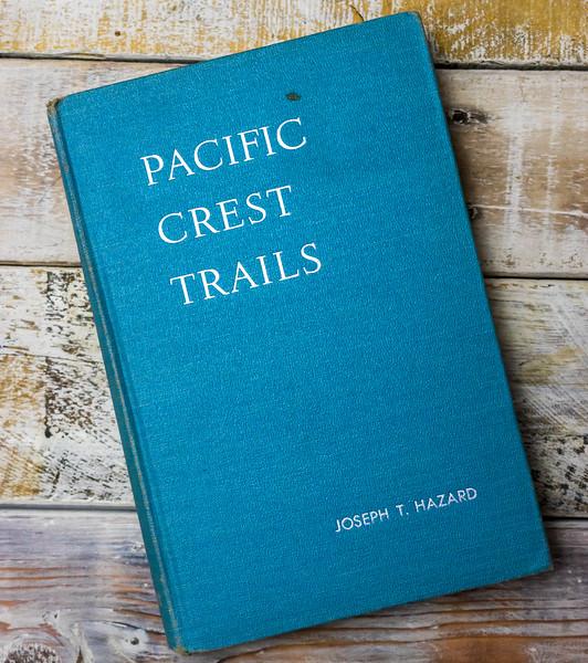 Pacific Crest Trails by Joseph T Hazard