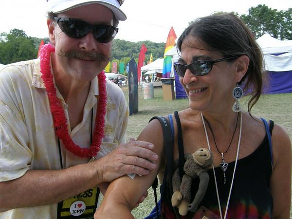 2009 AUGUST 14-15 PHILLY FOLK FEST
