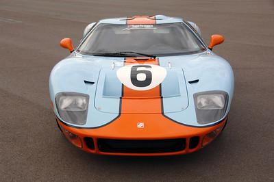 GT40 Gulf Drew Phillips