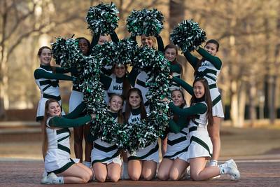 Cheerleaders JV January 17, 2015