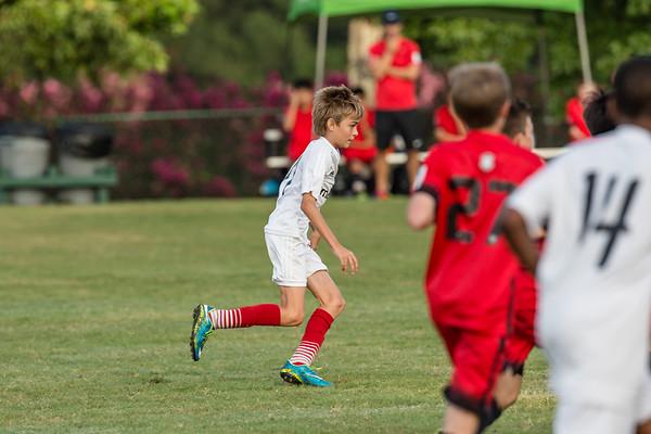 Becca Soccer