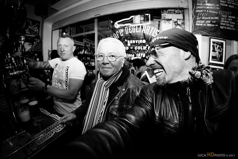 Mario&Arnaldo and Me, Cesenatico 4/2011