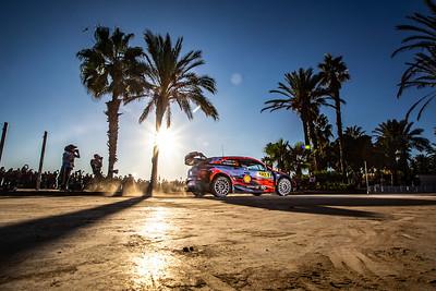 WRC RACC Rally Catalunya 2019