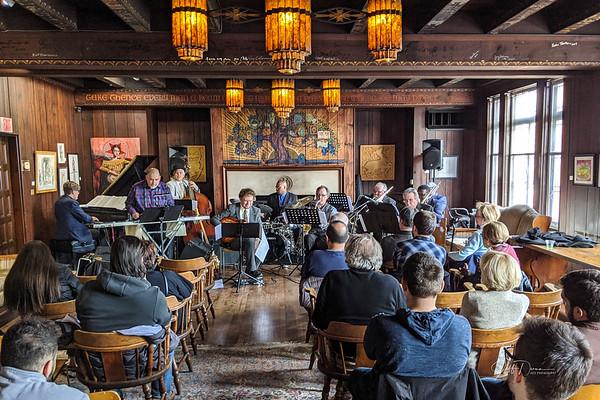 WSU Jazz Faculty Showcase - Scarab Club - 3-1-2020