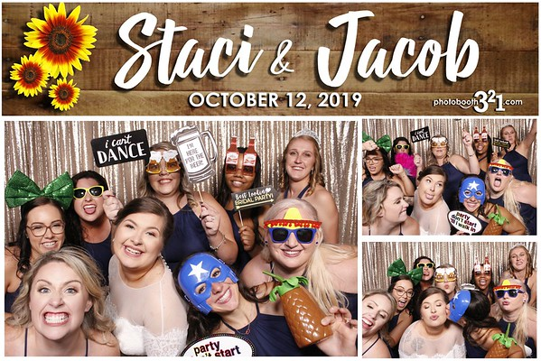 Staci and Jacob Wedding 2019