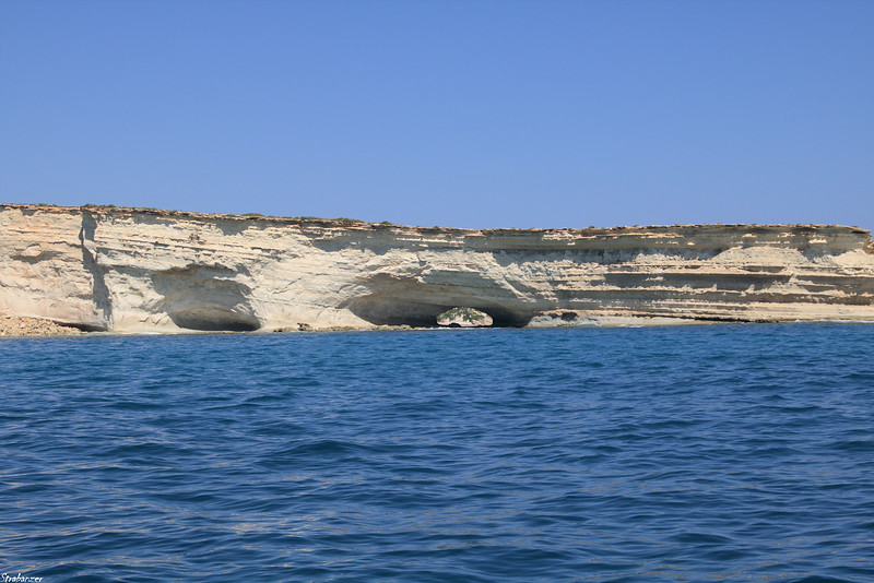 Malta.     Caves at Il-Hofra z-Zghira  03/24/19.    
