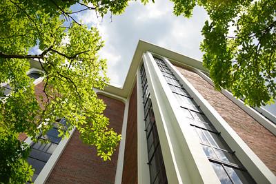 Faculty Hall Exterior