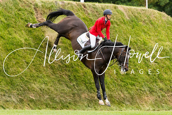 Hickstead International Jumping Derby