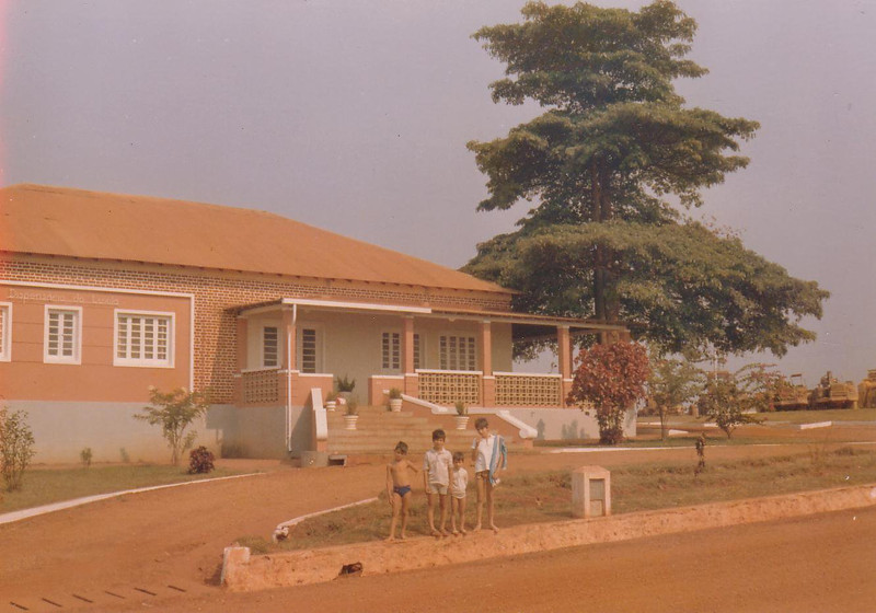 Hospital do Luxilo, 1972
