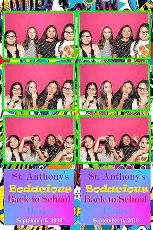 St. Anthony's School September 2019 Event - Photo Booth