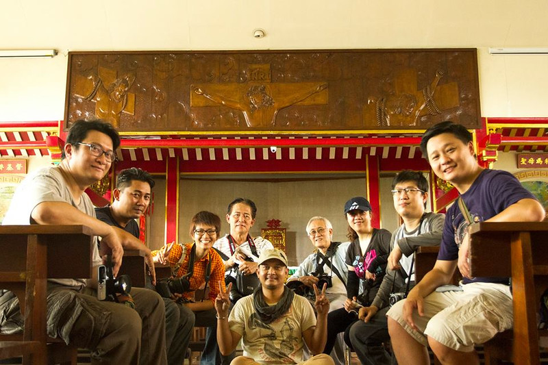 Workshop Jakarta Sunyi - Juli 2015