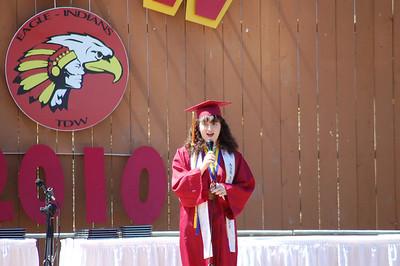 2010 TDW Graduation
