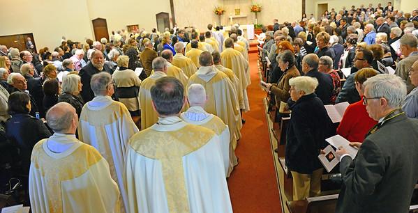Fr Dan Danielson Funeral Rites