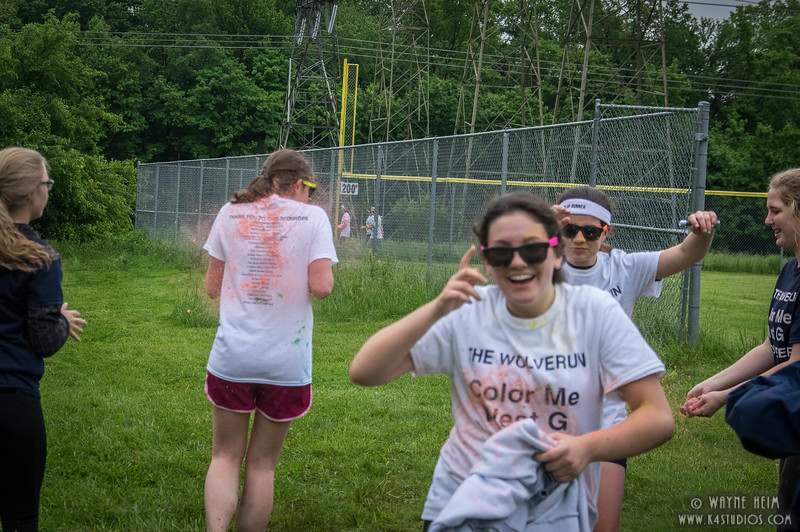 West G Color Run