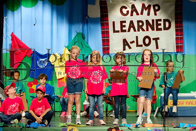 2017-18 2nd Grade Play - Camp Learned-A-Lot