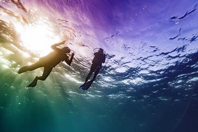 Art Under Water