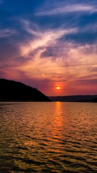 Dworshack  Sunset