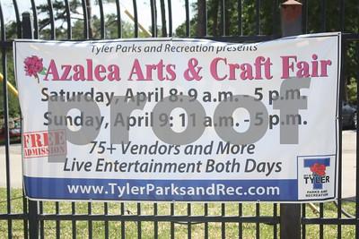 4/8/17 Azalea Arts & Crafts Fair by David Thomas