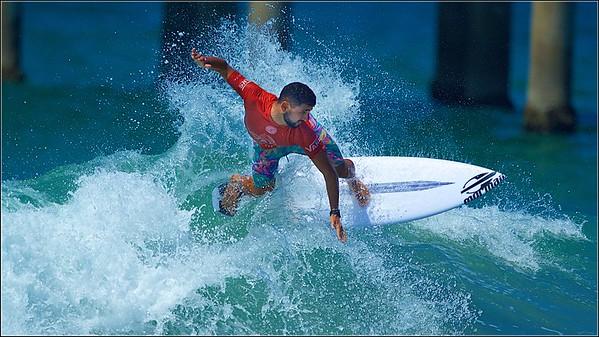2018 Vans US Open Surfing
