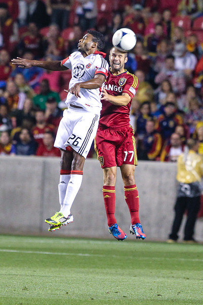 SOCCER: SEP 01 MLS - DC United at Real Salt Lake