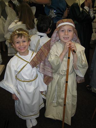 1st Christmas Pageant - Dec 2006