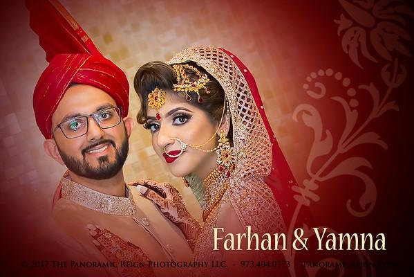 Farhan & Yamna