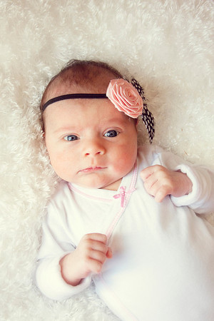 Madilyn 1 Month