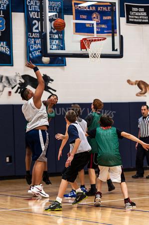 2012 CLVCS JV Boys Basketball
