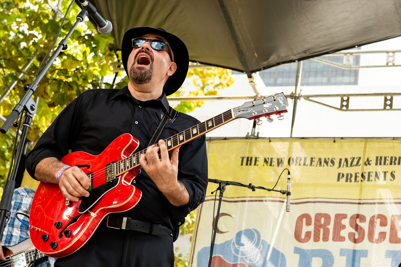 Crescent City Blues and BBQ Festival 2019