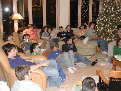 GOYA Fireside Chat - December 10, 2006