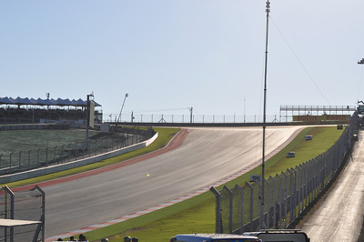 Circuit Of The Americas F1 2012