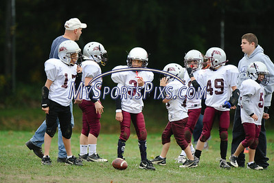 10/23/2011 C White Maroon Mudhogs