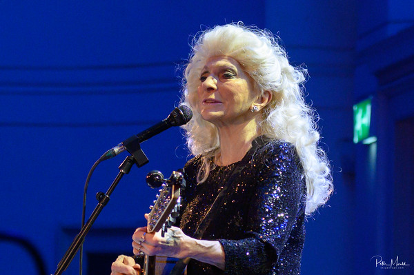 Judy Collins St Mary in the Castle (January 2020)