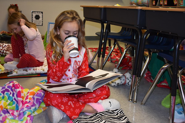 First Grade Read-In