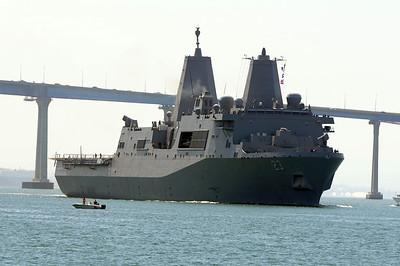 USS Anchorage LPD-23