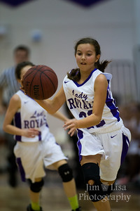 CCS Freshmen and JH Basketball vs Elmore City, February 4
