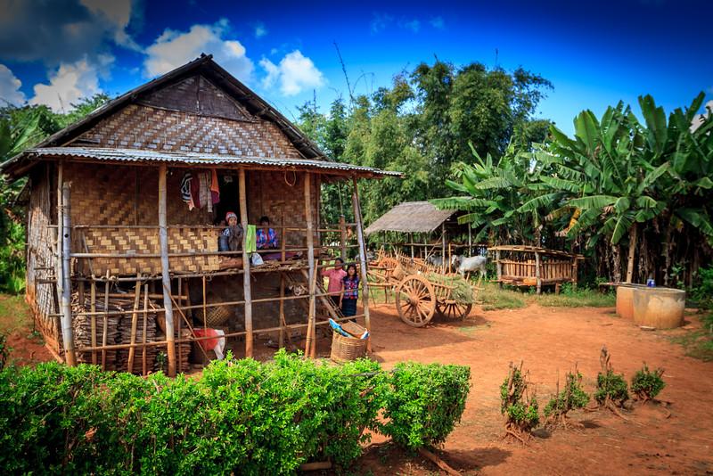 Pa-O Village