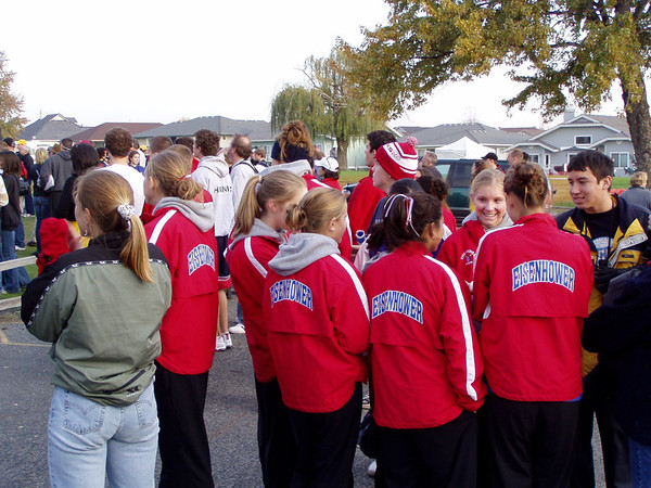 2004-11-06 WIAA State XC Championships