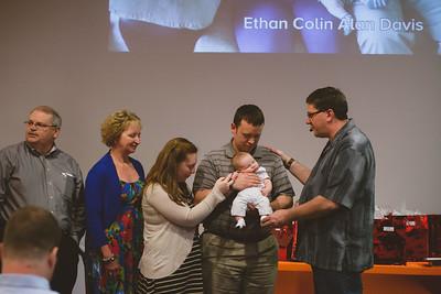 150425 Baby Dedication