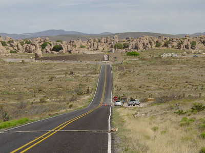 State Parks rond Deming NM 2005