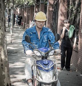 Street Scenes Shanghai October 2015 - Part 2