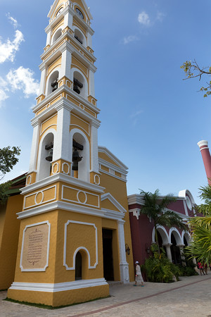 Hacienda Henequenera and the Chapel of Guadalupe